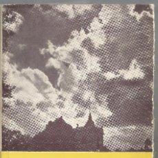 Libros de segunda mano: EDUARD FONTSERÈ METEOROLOGIA DE L'EXCURSIONISTA CENTRE EXCURSIONISTA DE CATALUNYA 1962. Lote 203178123