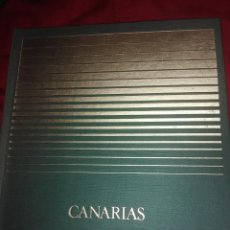 Libros de segunda mano: CANARIAS. COLECCIÓN TIERRAS DE ESPAÑA. VARIOS AUTORES. NOGUER. 1984.. Lote 203201746