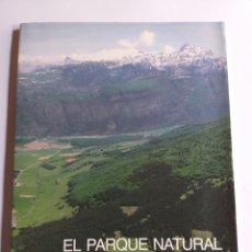 Livros em segunda mão: PARQUE NATURAL PIRENAICO EN NAVARRA I. LARRA BELAGOA . 1986. Lote 203580866