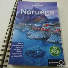 Libros de segunda mano: NORUEGA- LONELY PLANET - GEOPALNETA - N 7. Lote 204191395