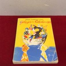 Libros de segunda mano: LIBRO GALLEGOS EN CATALUNYA 1985. Lote 204589251