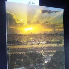 Libros de segunda mano: LA TIERRA SANTA EN COLOR. SAMI AWWAD. DISTRIBUCIÓN JERUSALÉN.. Lote 204660157