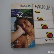 Libros de segunda mano: ANDALUCÍA - MARBELLA. Lote 205051471