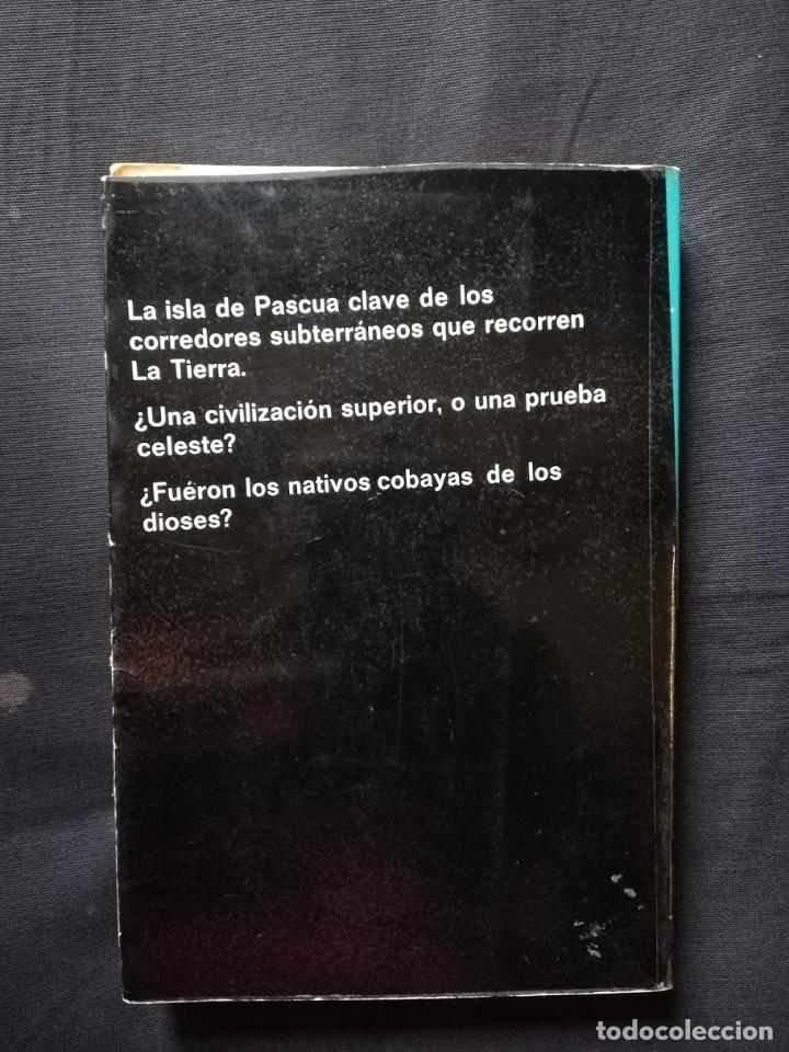Libros de segunda mano: LA VERDAD SOBRE LA ISLA DE PASCUA - MAURICE & PAULETTE DERIBERE - Foto 2 - 205158772