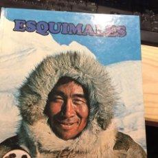 Libros de segunda mano: ESQUIMALES - DERECK FORDHAN. Lote 205668626