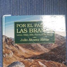 Livros em segunda mão: POR EL PAÍS DE LAS BRAÑAS. LACIANA, OMAÑA, BABIA, PALACIOS DEL SIL, SOMIEDO. Lote 206182483