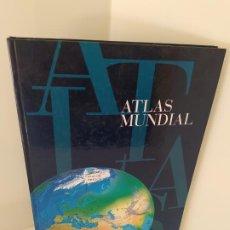 Libros de segunda mano: ATLAS MUNDIAL. EDICIONES EL PAÍS, S.A. AGUILAR. 1998. TRAD.: GRIJALBO MONDADORI, S.A. VER FOTOS.. Lote 206218277