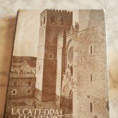 Libros de segunda mano: LOS MONUMENTOS CARDINALES DE ESPAÑA LA CATEDRAL DE SIGÜENZA EDITORIAL PLUS ULTRA 1954 ILUSTRADO. Lote 206882541