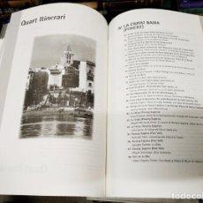 Libros de segunda mano: PALMA, CIUTAT DE NARRATIVA . GASPAR VALERO . FOTOGRAFIES JAUME GUAL . 1ª EDICIÓ 2002 . MALLORCA .. Lote 206949495