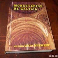 Livros em segunda mão: MONASTERIOS DE GALICIA, HIPÓLITO DE SA BRAVO. EVEREST 4ª ED. 1.992. Lote 206957621