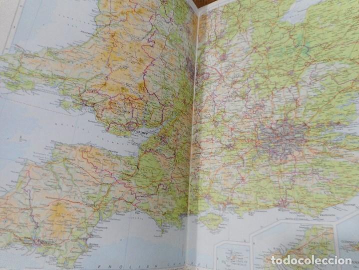 Libros de segunda mano: The Times Rialp Atlas of the world Q876W - Foto 3 - 207071320