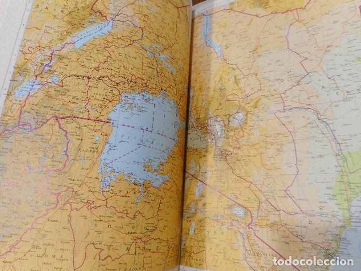 Libros de segunda mano: The Times Rialp Atlas of the world Q876W - Foto 4 - 207071320