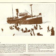 Libros de segunda mano: SEAL AND SEALERS. LA CAZA DE FOCAS EN TERRANOVA. CAZADORES DE FOCAS EN TERRANOVA.. Lote 207412270