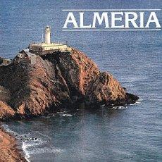 Libros de segunda mano: ALMERIA. EDITORIAL MEDITERRANEO CON LA VOZ DE ALMERIA Y UNICAJA. 1994. Lote 207478571