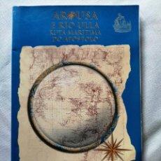 Libros de segunda mano: AROUSA E RIO ULLA - RUTA MARÍTIMA DO APOSTOL - ESCRITO EN ESPAÑOL. Lote 207569520