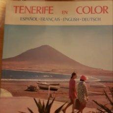 Libros de segunda mano: TENERIFE EN COLOR. Lote 207970881