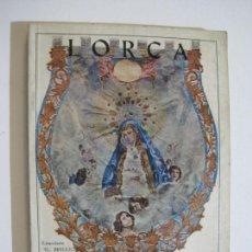 Libros de segunda mano: LORCA-GUIA DE LOS DESFILES BIBLICO PASIONALES-VER FOTOS-(V-20.568). Lote 207997441