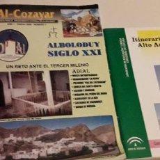 Libros de segunda mano: GUIAS Y REVISTAS. Lote 208029532