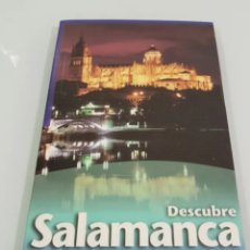 Libros de segunda mano: DESCUBRE SALAMANCA. Lote 208200318