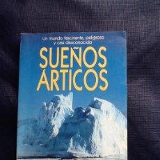 Libros de segunda mano: SUEÑOS ÁRTICOS. BARRY LOPEZ. Lote 208432521
