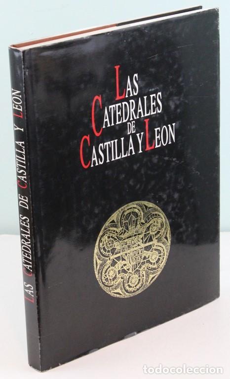 LAS CATEDRALES DE CASTILLA-LEÓN,EDITA JUNTA DE CASTILLA-LEÓN/EDILESA,1992.PRIMERA EDICIÓN LUJO. (Libros de Segunda Mano - Geografía y Viajes)