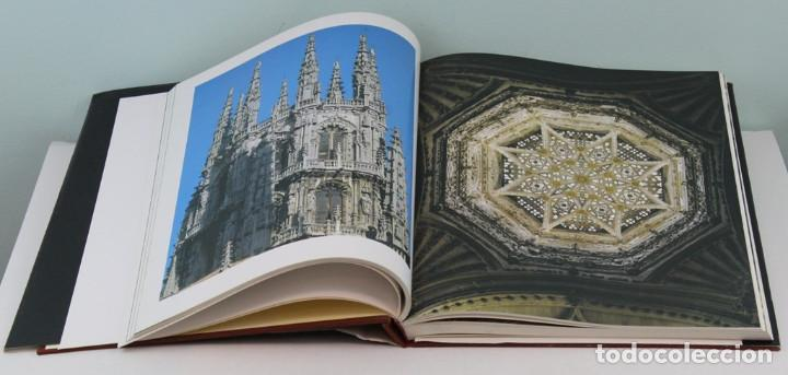 Libros de segunda mano: Las catedrales de Castilla-León,Edita Junta de Castilla-León/Edilesa,1992.Primera edición lujo. - Foto 3 - 208472331