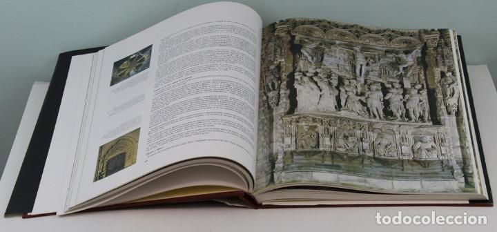 Libros de segunda mano: Las catedrales de Castilla-León,Edita Junta de Castilla-León/Edilesa,1992.Primera edición lujo. - Foto 4 - 208472331