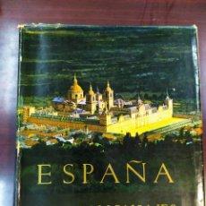 Libros de segunda mano: ESPAÑA. PUEBLOS Y PAISAJES. JOSÉ ORTIZ ECHAGÜE. Lote 208754160