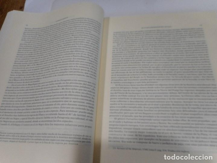 Libros de segunda mano: CHARLES DARWIN Mi viaje alrededor del mundo Q1338WAM - Foto 3 - 208862015