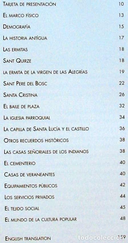 Libros de segunda mano: LLORET DE MAR - JOAN DOMENECH MONER / MIQUEL BADIA - LUNWERG EDITORES 2004 - VER INDICE Y FOTOS - Foto 3 - 209032040