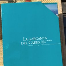Livres d'occasion: LA GARGANTA DEL CARES. Lote 209091120