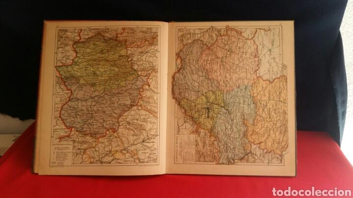 Libros de segunda mano: LIBRO ATLAS UNIVERSAL Y DE ESPAÑA EDELVIVES - Foto 5 - 209586973