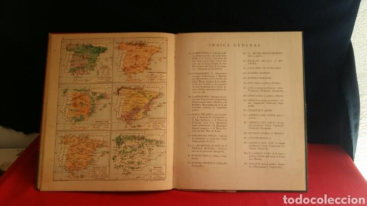 Libros de segunda mano: LIBRO ATLAS UNIVERSAL Y DE ESPAÑA EDELVIVES - Foto 6 - 209586973