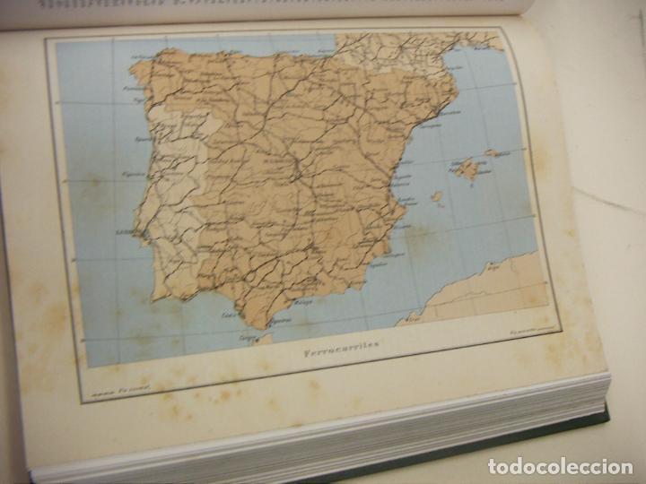 Libros de segunda mano: GEOGRAFIA DE ESPAÑA - 4 TOMOS - EDI GALLACH 1955 PERFECTOS - Foto 4 - 209601426