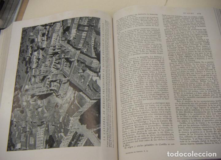Libros de segunda mano: GEOGRAFIA DE ESPAÑA - 4 TOMOS - EDI GALLACH 1955 PERFECTOS - Foto 5 - 209601426