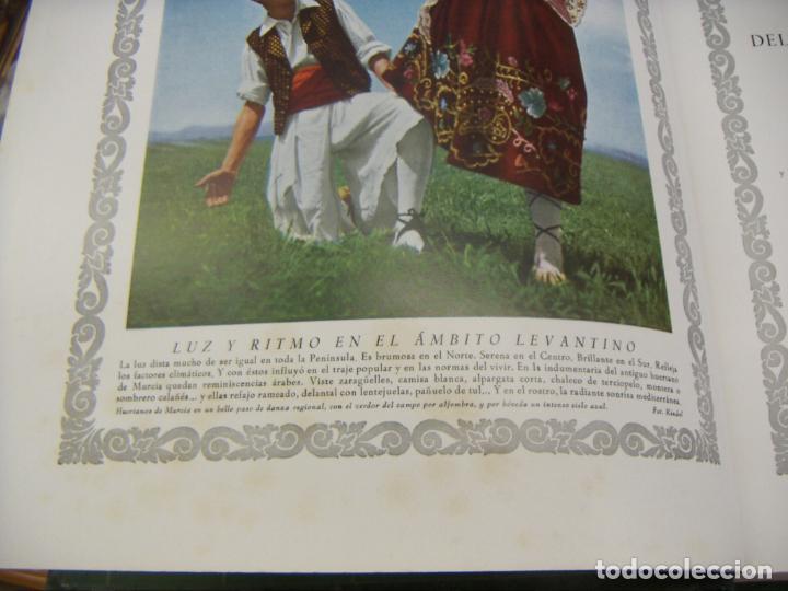 Libros de segunda mano: GEOGRAFIA DE ESPAÑA - 4 TOMOS - EDI GALLACH 1955 PERFECTOS - Foto 3 - 209601426