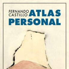Libros de segunda mano: FERNANDO CASTILLO. ATLAS PERSONAL.-NUEVO. Lote 209913110