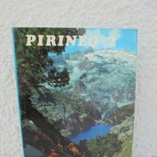 Libros de segunda mano: PIRINEO. 2. EDICION ESPAÑOLA. A.CAMPAÑA. DEDICADO POR EL AUTOR. CONTIENE UNA CARTA. 1979. Lote 210129183