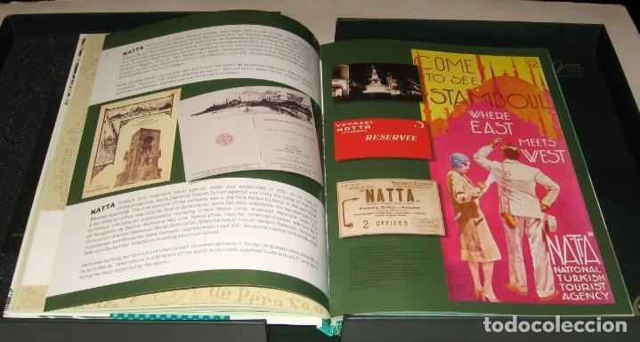 Libros de segunda mano: 150 YEARS OF TOURISM IN TURKEY - GOKHAN AKÇURA - LUJOSA EDICION COMMEMORATIVA - 2 CD - Foto 2 - 210217935