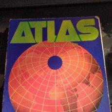 Libros de segunda mano: ATLAS UNIVERSAL ESCOLAR DISTEIN TIMUN MAS AÑOS 70-80. Lote 210243776