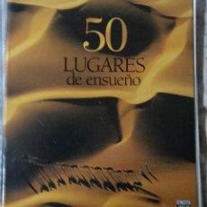 Libros de segunda mano: 50 LUGARES DE ENSUEÑO, COLECCIONABLE DE EL PAIS. Lote 210406841