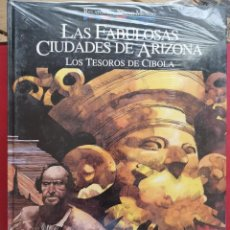 Livros em segunda mão: LAS FABULOSAS CIUDADES DE ARIZONA (LOS TESOROS DE CIBOLA). Lote 210451060