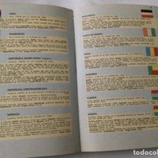 Libros de segunda mano: ATLAS GEOGRAFICO MUNDIAL - BOLSILLO- 1967- 16X11 CM. - COMPLETO. Lote 210554915