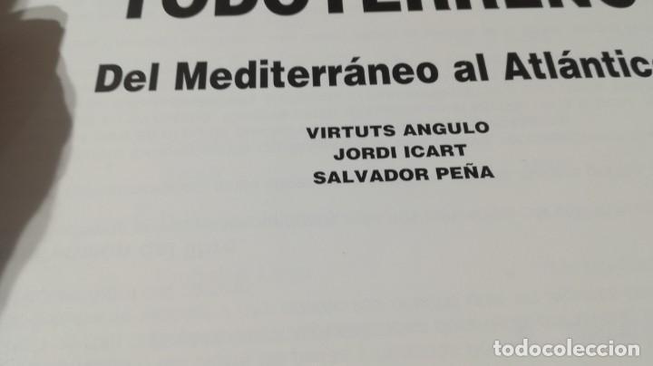 Libros de segunda mano: LOS PIRINEOS EN TODO TERRENO - DEL MEDITERANEO AL ATLANTICO - VERSAL W305 - Foto 5 - 210969315