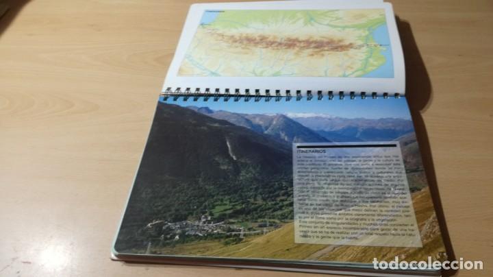 Libros de segunda mano: LOS PIRINEOS EN TODO TERRENO - DEL MEDITERANEO AL ATLANTICO - VERSAL W305 - Foto 6 - 210969315