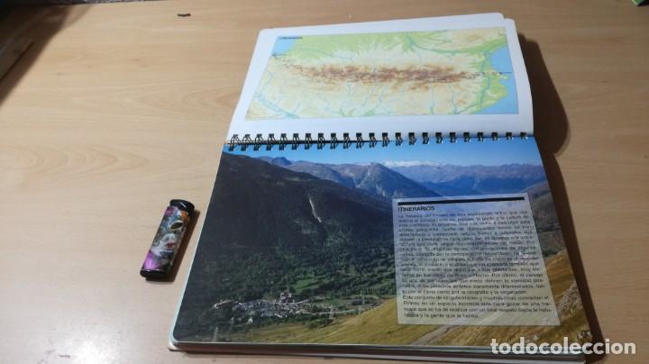 Libros de segunda mano: LOS PIRINEOS EN TODO TERRENO - DEL MEDITERANEO AL ATLANTICO - VERSAL W305 - Foto 7 - 210969315