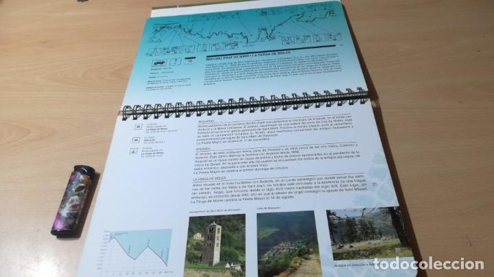 Libros de segunda mano: LOS PIRINEOS EN TODO TERRENO - DEL MEDITERANEO AL ATLANTICO - VERSAL W305 - Foto 8 - 210969315
