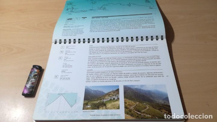 Libros de segunda mano: LOS PIRINEOS EN TODO TERRENO - DEL MEDITERANEO AL ATLANTICO - VERSAL W305 - Foto 9 - 210969315