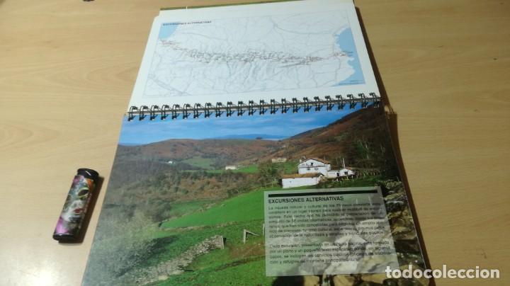 Libros de segunda mano: LOS PIRINEOS EN TODO TERRENO - DEL MEDITERANEO AL ATLANTICO - VERSAL W305 - Foto 10 - 210969315