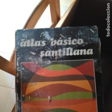 Libros de segunda mano: ATLAS BÁSICO SANTILLANA.. Lote 211469955